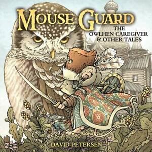 Mouse Guard Owlhen Caregiver #1 1st Print Boom! Studios NM