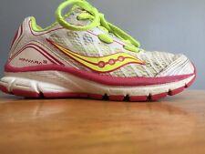 SAUCONY Kinvara 3 FlexFilm Athletic Running Walk Girls Sneakers Shoes Sz 10.5 ~