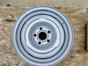 "KELSEY-HAYES15X6"" THUNDERBIRD DISC BRAKE WHEEL Ford Fairlane Mustang Galaxie"