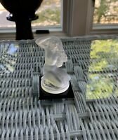 Lalique Floreal Paperweight