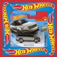 Hot Wheels 2019  RANGE ROVER VELAR   237/250 NEU&OVP