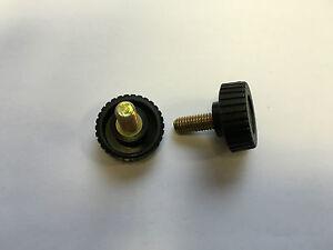 Thumbknob - 23mm diameter, M6 x 15 Thread.