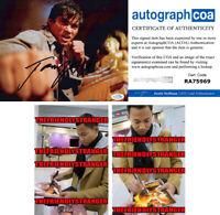 "TONY JAA signed Autographed ""ONG-BAK"" 8X10 PHOTO B - PROOF - Protector ACOA COA"
