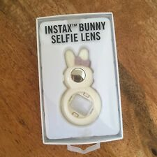 Fujifilm Instax Mini Bunny Selfie Lens White