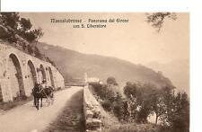 MASSALUBRENSE / MASSA LUBRENSE ( Napoli ) - Panorama dal Girone con S.Liberatore
