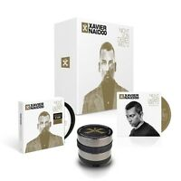 XAVIER NAIDOO - NICHT VON DIESER WELT 2-DELUXE FANBOX 2 CD+MERCHANDISING NEU