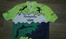 Team Hansgrohe Gonso Bicycle Jersey Size Xl Excellent.!