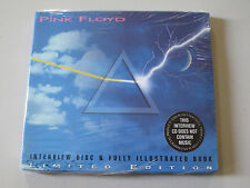 PINK FLOYD-INTERVIEW DISC  FULLY ILLUSTRATED BOOK-LIMITED EDITION CD SEALED NEW