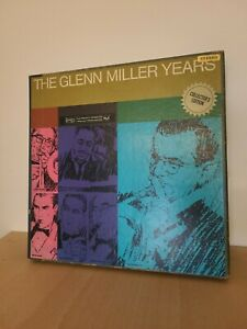 The Glenn Miller Years Box Set 7 Vinyl LP's Collectors Edition Readers Digest