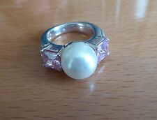 Secondhand Sterling Silver Thomas Sabo Ring Size M