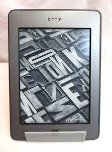 Amazon Kindle Touch 4GB. Grey. Wifi