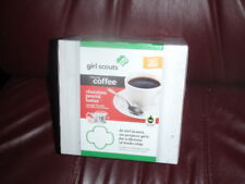 GIRL SCOUTS CHOCOLATE PEANUT BUTTER 18 COUNT K CUPS COFFEE NEW ITEM