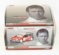1/43 Colin McRae Tribute Collection  Citroen Xsara WRC Monte Carlo Rally 2003