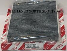 TOYOTA OEM FACTORY CHARCOAL CABIN AIR FILTER 2016-2018 PRIUS