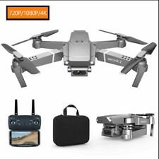 1080P HD Camera Drone 4K E68 FPV Wifi Aircraft Foldable Selfie Toys Q4G7
