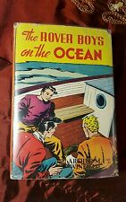 The Rover Boys On The Ocean Or A Chase For A Fortune by Arthur M. Winfield