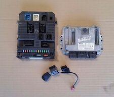 PEUGEOT 207 1.6 HDI ECU BSI Kit