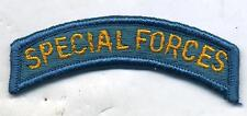 US Army SPECIAL FORCES Full Color Patch Tab