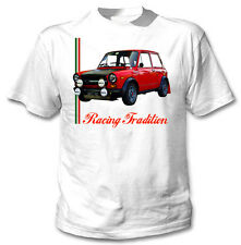 FIAT AUTOBIANCHI ABARTH Ispirato-NUOVO Amazing Graphic T-Shirt S-M-L-XL - XXL