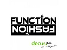Function fashion l 1868 13x6 cm // sticker JDM pegatinas parabrisas