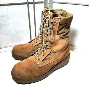 USMC Belleville Combat Boots MHW Hot Weather Jungle Desert SIZE 10.5R