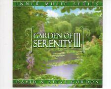 CD DAVID & STEVE GORDONgarden of serenity IIINEAR MINT  (R1253)