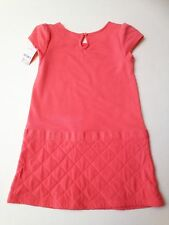 Gymboree Knit Pullover Dress Size 5 Girls~New Tags $36.95~Peach Color