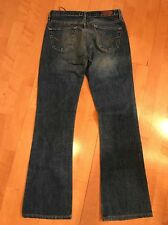 """EUC! Adriano Goldschmied The Angel Tag Size 27 Flare Jeans 30""""x 32"""""""