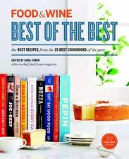 Food and Wine - Best of the Best Vol. 16 : The Best Recipes from the 25 Best Coo