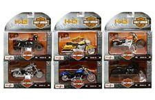Maisto 1:18 H-D Custom Harley-Davidson Motorcycles Series 36 Assortment 31360-36