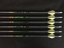 Gold Tip Hunter XT 5575/400 1/2 Dozen (6 Arrows) Carbon Hunting Arrow BRAND NEW