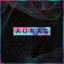 Auras - Heliospectrum (Canadian progressive metal band) (CD, Sep-2016)