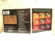 R.BLACKMORE & friends -THE GREEN BULLFROG SESSIONS- '71 (1991) CD - unauthorized