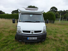 Lunar Premier Fixed rear Bed low profile Motorhome 2006