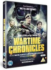 WARTIME CHRONICLES (1987)+ ReUNITed +  Doctor Dr Who Jon Pertwee live NEW DVD UK