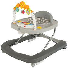 ib style® LITTLE LION Gehfrei Babywalker Lauflernhilfe Soundeffekte höhenverst.