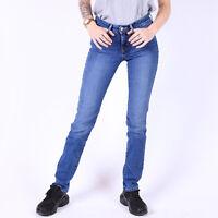 Levi's 712 Slim Fit Damen Blau Jeans DE 36 / US W29 L32