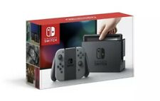 Nintendo Switch 32GB Console with Gray Joy‑Con GAMESTOP Refurbished