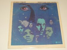 CHARLES WRIGHT ninety day cycle people Lp RECORD PROMO DSD 50187 WLP 1974 RARE