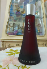 Hugo Boss DEEP RED Eau de Parfum EDP Spray 3 Oz 90ml