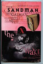 Sandman Neil Gaiman The Wake Vol X (10) Hardcover Book New  NM/MT
