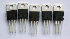 5 REGULATEURS +5V ST  L7805CV