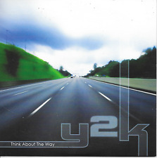 Y2K - Think about the way CD SINGLE 6TR Italo Eurodance 2008 (ICE MC) Cardsleeve