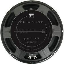 """Eminence DV-77-16 12"""" Guitar Speaker by Mick Thompson of Slipknot - 16 ohm"""