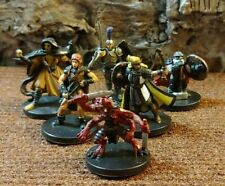 Dungeons & Dragons Miniatures Lot  ARCHFIENDS   LOT A1
