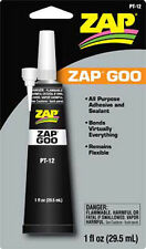 Zap Goo (PT-12) (1floz - 29,5 ml) TOUT USAGE ADHÉSIF