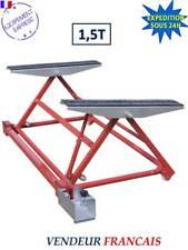 Rupture Stock : MINI PONT MOBILE BASCULANT pour Levage Auto 1500 kg 1,5T
