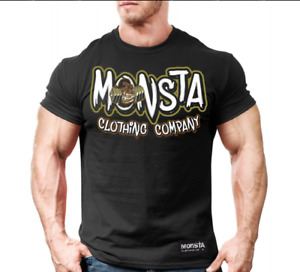 New Authentic Monsta King Kong ain't got nothing on me Men T-Shirt