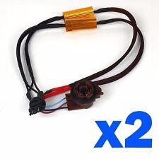 JDM ASTAR 3157 LED 50W Load Resistor Adapter Anti Hyper Flashing Error Canceller