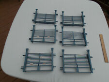 Kenner Jurassic Park Command Compound playset lot of 6 electric fence sections